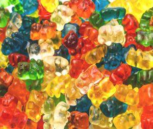 kẹo dẻo hình gấu