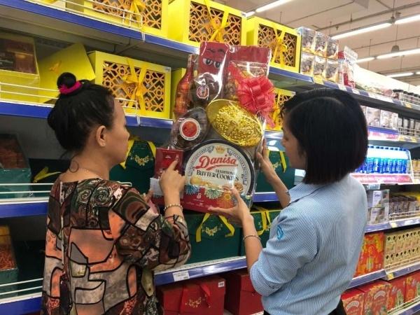 shop bán giỏ quà tết