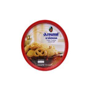 Bánh Arsenal Butter Cookies Thái Lan