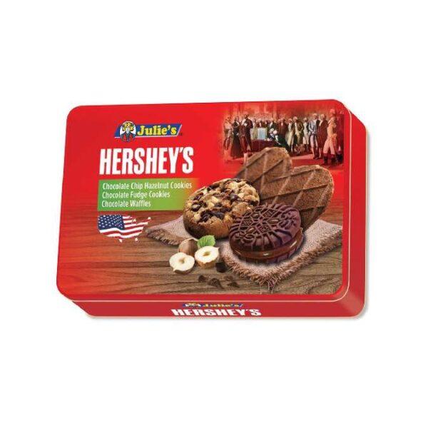 Bánh Juliet hershey's chocolate chip hazelnut cookies, chocolate Fudge cookies chocolate waffles