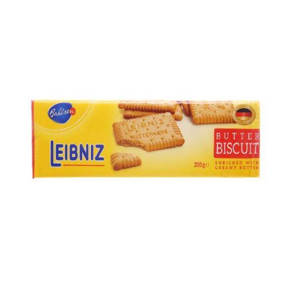 Bánh qui bơ ít đường Leibniz