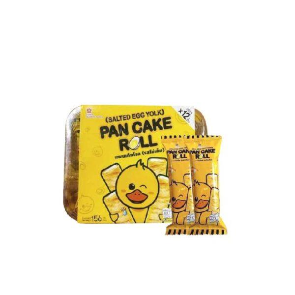 Bánh trứng muối Pan cake Roll - Thailan