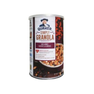Granola - Quarker Mỹ lộc xuân
