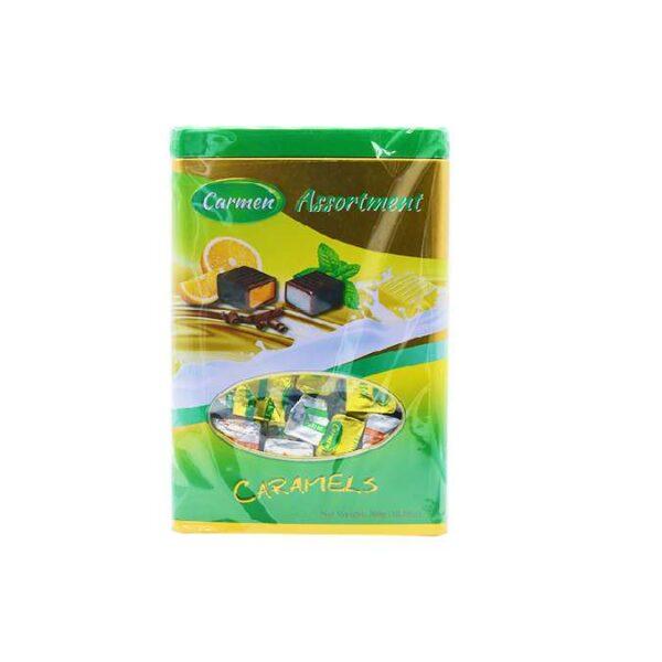 Kẹo caramels Socola 300g