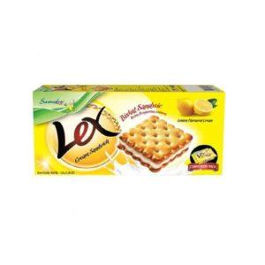 Bánh Lex kẹp kem hương chanh