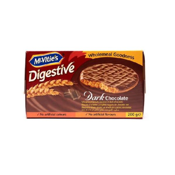 McVitie's Digestive Dark Chocolate