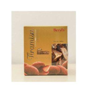 Socola Beryl Tira Milk 100g - Malaysia (Tiramisu vàng)