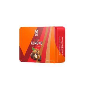 Socola Aalst 150g Almond (Tin)