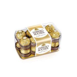 Socola viên Ferrero Rocher hộp 200g -Đức