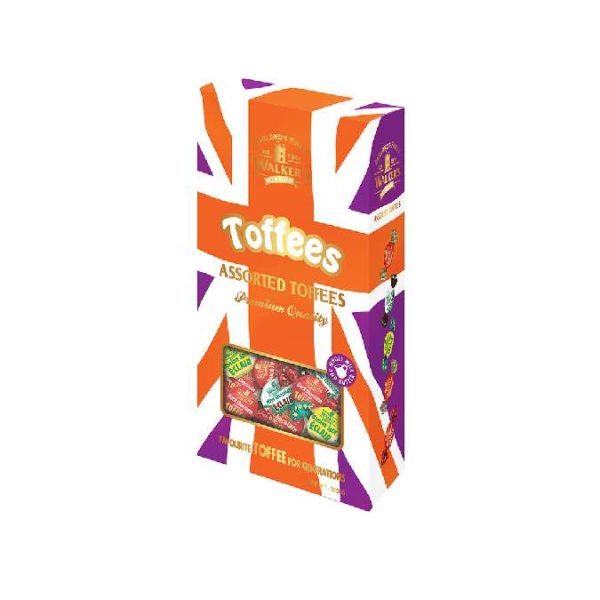 Walkers Assorted Toffee - 150g