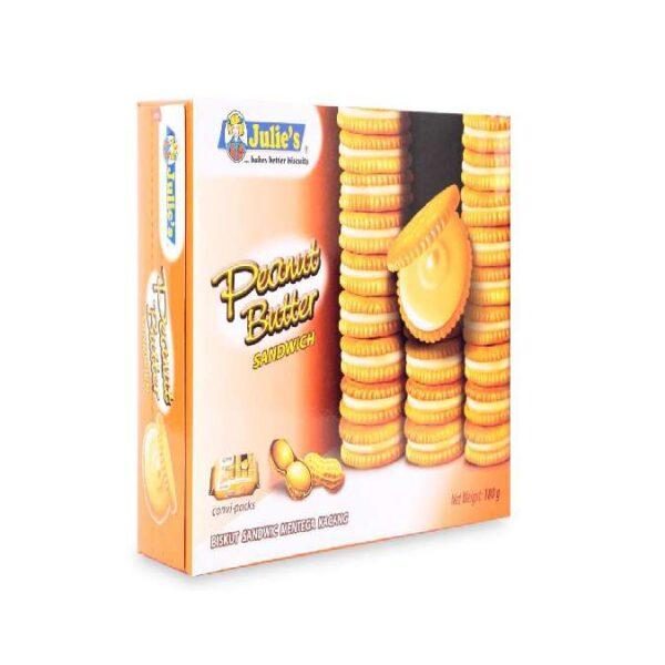 Bánh Quy Julies bơ đậu phộng