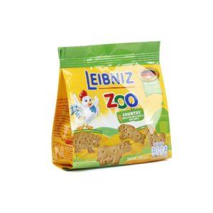 Bánh quy lúa mì và yến mạch Bahlsen Zoo Leibniz Đức