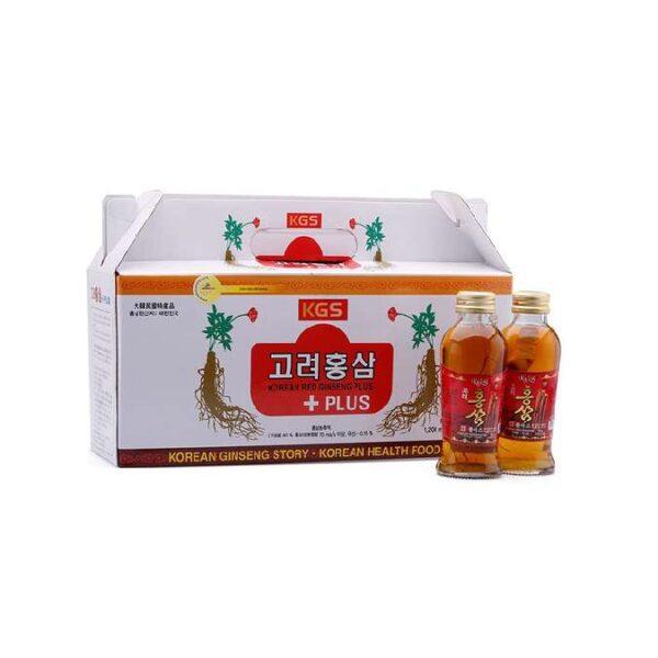 Nước hồng sâm KGS korean