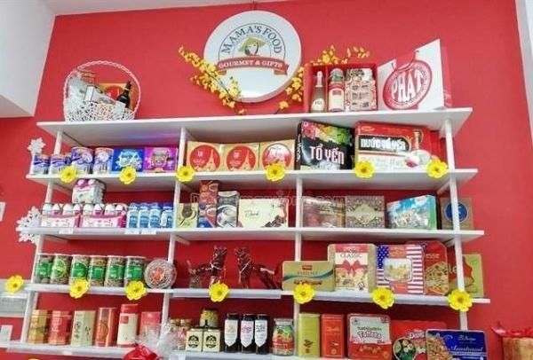 shop giỏ quà tết cao cấp mamafood