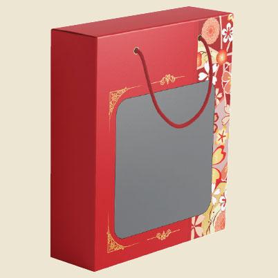 hộp quà tết sắc xuân