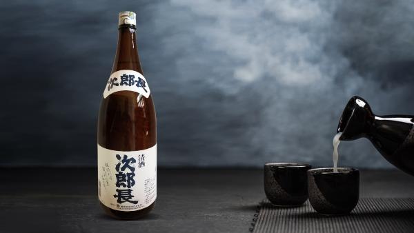Rượu sake tặng tết