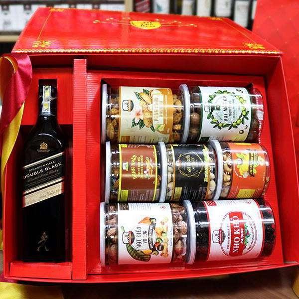 Hộp quà tết Thịnh Phát