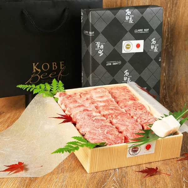 Hộp quà tết thịt bò kobe nhật bản